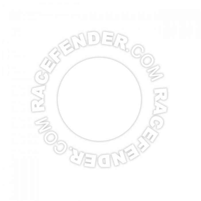 HangHole Logo Decal White